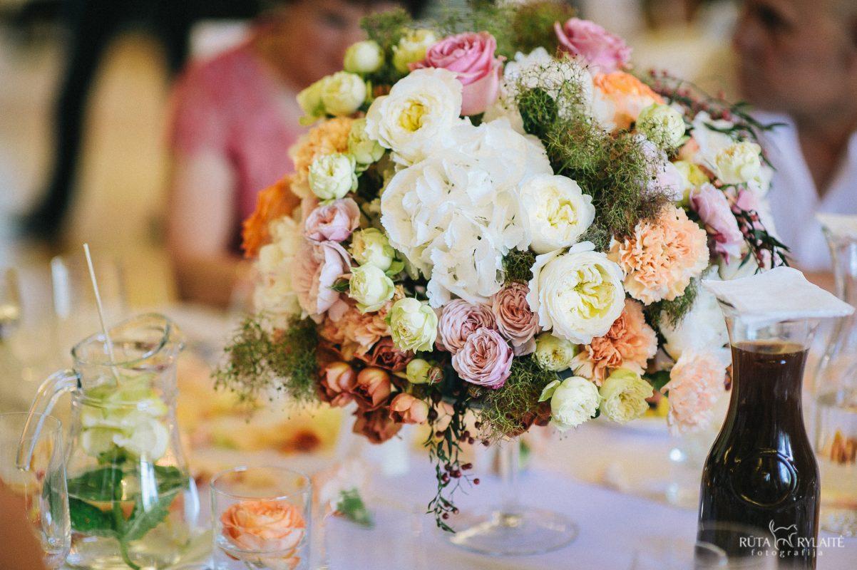 dekoracijos vestuvems